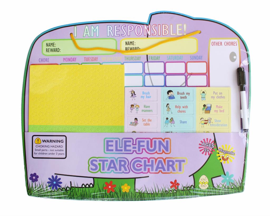 star chart reward