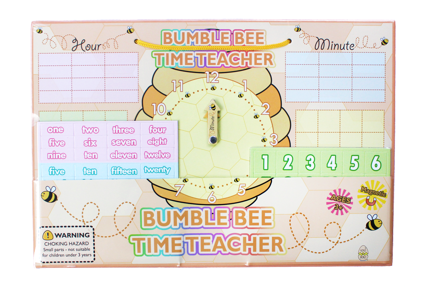 Yoyoboko Bumblebee Time Teacher