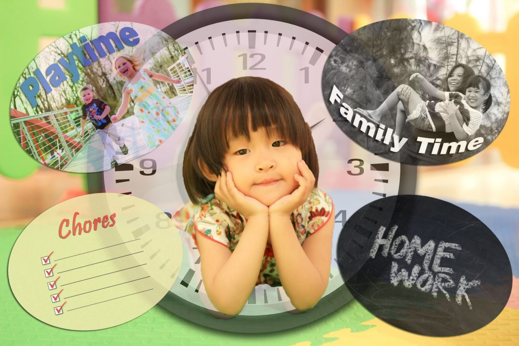 Time Management and Your Kids